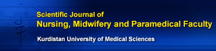 Scientific Journal of Nursing, Midwifery and Paramedical Faculty